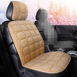 Autostoel kussen warmer cover winter Seat mat (beige)