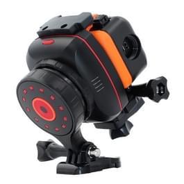 SOOCOO PS2 1-as verstelbare Gryo stabilisator / anti-shake Gimbal voor GoPro HERO4 / 3 + /3 nl andere sport actiecamera nl Smartphones