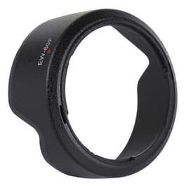 EW-60F zonnekap schaduw voor de Canon EF-M 18-150mm f/3.5-6.3 IS STM-Lens