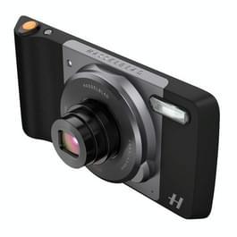 Orgineel Motorola Moto stijl back cover Hoesje met Hasselblad 10x Optische Zoom True Zoom Camera Module voor Motorola Moto Z Familie Smartphones (zwart)