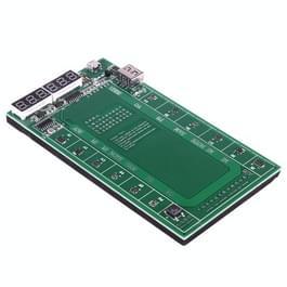 Kaisi K-9206 professionele batterij activering Charge Board met Micro usbkabel voor Samsung / tegenstander / Xiaomi / Vivo / Huawei