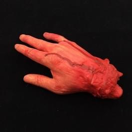 Populaire enge Halloween Prop bloedige vier vinger nep Hand
