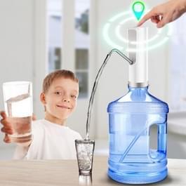 USB opladen elektrische Water pomp Dispenser mineraalwater Barreled watervoorziening apparaat  capaciteit: 350ml(Silver)