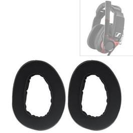 2 stuks voor Sennheiser GSP 600 hoofdtelefoon kussen spons cover earmuffs vervangende oorkussens