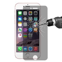 ENKAY voor iPhone 8 & iPhone 7 Hat-Prins 0 26 mm 9 H + oppervlaktehardheid 2.5D Anti-Glare Privacy Non-full getemperd glas Film