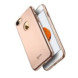 Lenuo voor iPhone 7 PC Ultra-thin Impact bescherming Case(Rose Gold)