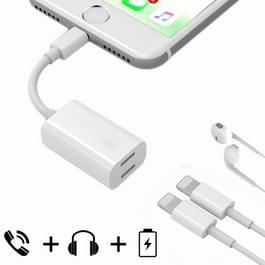 8 pins mannelijk naar 8 vrouwelijke synchronisatiegegevens opnieuw Pin / & 8 Pin vrouwelijke Audio Laderadapter  steun iOS 10.3.1 of boven mobiele telefoons  voor iPhone X / iPhone 8 & 8 Plus / iPhone 7 & 7 Plus