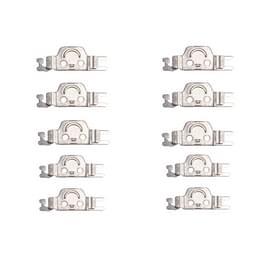 10 stuks voor iPhone 7 Plus & 7 volumeknop / Power knop kerende haakjes