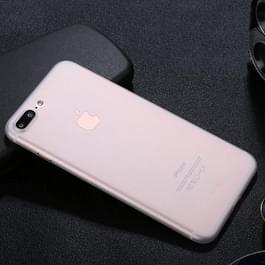 Benks voor iPhone 8 Plus PP ultra dunne rand volledig ingepakt beschermende Case(White)