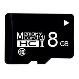 8GB hoge snelheid Class10 Black TF (micro SD) geheugenkaart