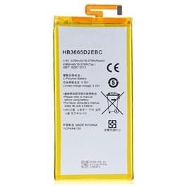 4230mAh Li-polymeer batterij HB3665D2EBC voor Huawei P8 MAX / DAV - 703L / 713L / 701L/702 L / PLE - 703L
