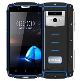 VKworld VK7000 Triple taalprogramma telefoon  4 GB + 64 GB  IP68 waterdichte stofdicht schokbestendige  Dual terug camera  5600mAh Battery  gezicht & vingerafdruk identificatie  5 2 inch Android 8.0 MTK6750T Octa Core tot maximaal 1 5 GHz  netwerk: 4 G  O
