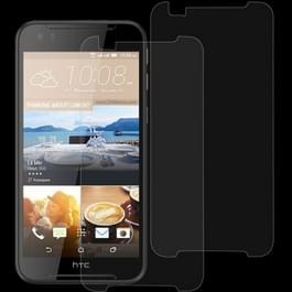 2 stk 0 26 mm 9H 2.5D getemperd glas Film voor HTC Desire 830