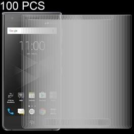 100 stuks 0 26 mm 9H 2.5D getemperd glas Film voor BlackBerry Motion