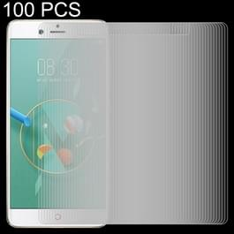 100 stuks 0 26 mm 9H 2.5D Tempered glas Film voor ZTE nubia Z17 mini