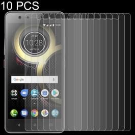 10 stuks 0 26 mm 9H 2.5D getemperd glas Film voor Lenovo K8 Plus