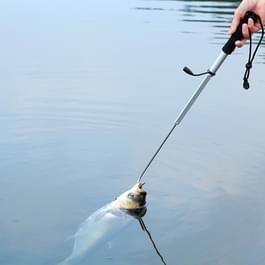 95cm professionele uitschuifbare visserij speer haak Tackle Hengelsport Landing Gaff met String