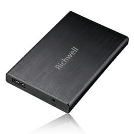 Richwell SATA R23-SATA - 160GB 160GB 2 5-inch USB3.0 Interface mobiele harde schijf Drive(Black)