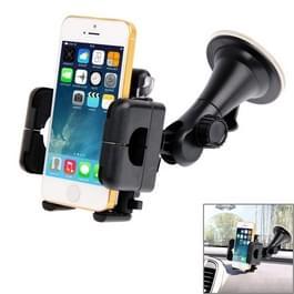 universeel 360 graden draaiend Zuignap Car houder / Desktop Stand voor iPhone 5 & 5S & 5C / iPhone 4 & 4S / andere mobiele telefoon / MP4 / PDA