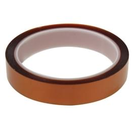 18mm hoog temperatuurbestendig toegewijde Polyimide Tape voor BGA PCB SMT solderen  lengte: 33m
