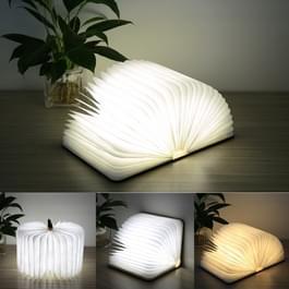 Creatieve LED Flip Origami boek Lamp Nachtlichtjes  Warm wit licht + wit licht  FS-LED01 500 lumen