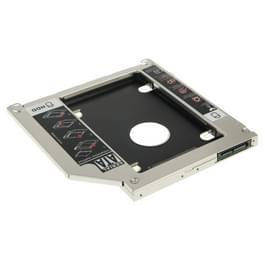 Tweede 2.5 inch HDD harde schijf Caddy SATA naar SATA voor Apple MacBook Pro  Dikte: 9.5 mm