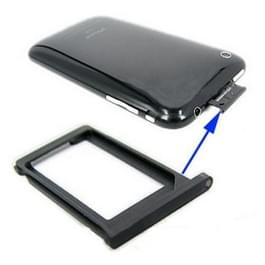 SIM kaart lade houder voor iPhone 3G  iPhone 3GS (zwart)  OEM-versie