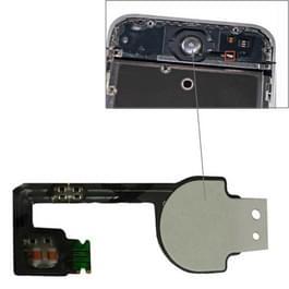 Originele versie Home toets knop PCB membraan Flex kabel voor iPhone 4
