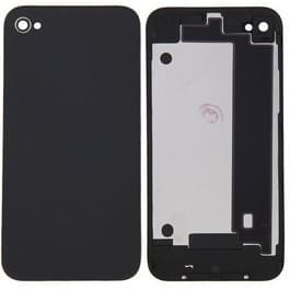 Vervanging glas backcover voor de iPhone 4(Black)
