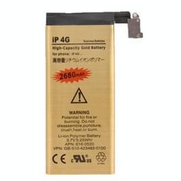 2680mAh Gold Business originele batterij voor de iPhone 4