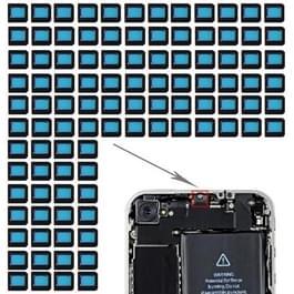 100 stuks originele Sensor kabel Sticker voor iPhone 4S(Black)