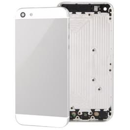 Full housing legering backcover voor iPhone 5 (wit)