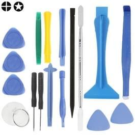 18pcs/set Tools Reparatieset voor mobiele telefoons