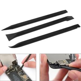 BAKOE 3 in 1  Anti-Reflection  Anti-static Pry Bar Opening Repair Tools / flexibele platte kabel gewijd Kit