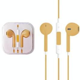 EarPods met Wired controle en Mic  voor iPhone  iPad  iPod  Galaxy  Huawei  Xiaomi  Google  HTC  LG en andere Smartphones