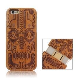 Tribal Totem patroon scheidbaar houten hoesje Voor iPhone 6 / iPhone 6S