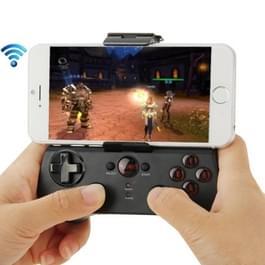 ipega PG-9017S Multi-media Bluetooth Gamepad  voor iPhone / iPad / iPod / Samsung / HTC / MOTO / Android TV Box / Android TV / PC(Black)