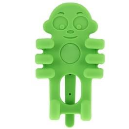 Monkey stijl Air Vent Mount siliconen verscheidenheid autohouder  voor iPhone  Galaxy  Sony  Lenovo  HTC  Huawei en andere Smartphones(Green)