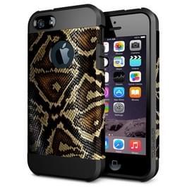 iPhone 6 & 6S kleurrijk robuust pantser Slangenhuid patroon TPU + Kunststof back cover Hoesje