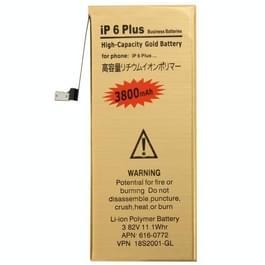 3800mAh gouden Business batterij voor de iPhone 6 Plus