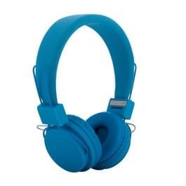 SN-2650 universele Stereo Headset  voor iPad  iPhone  Galaxy  Huawei  Xiaomi  LG  HTC en andere slimme Phones(Blue)