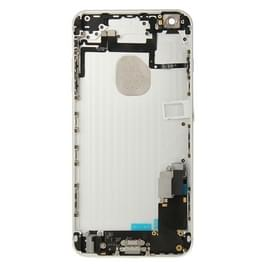 Full housing backcover voor de iPhone 6 Plus (zilver)
