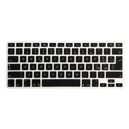 MacBook Pro 13.3 & 15.4 inch en Air 13.3 inch (USA/EU & Italiaanse versie) zacht Siliconen ENKAY Toetsenbord Protector Skin