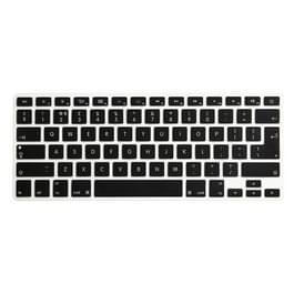 MacBook Pro 13.3 & 15.4 inch en Air 13.3 inch (USA/EU & Engelse versie) zacht Siliconen ENKAY Toetsenbord Protector Skin