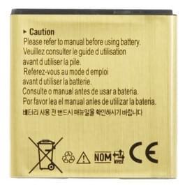 Samsung Galaxy S / i9000 2430mAh EB575152VU hoge capaciteit Batterij