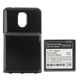 Samsung Epic Touch 4G / D710 GSM accu / batterij & Cover achterkant