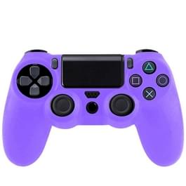 Flexibele siliconen beschermhoes voor Sony PS4 Game Controller  willekeurige kleur levering