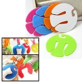 5st Multicolor winddicht Mini sokken Clip Hang Sok
