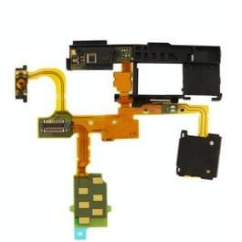 Originele Boot + originele Handset Flex kabel voor Sony Xperia TX / LT29 / LT29i