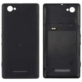Batterij terug dekking voor Sony C1905(Black)